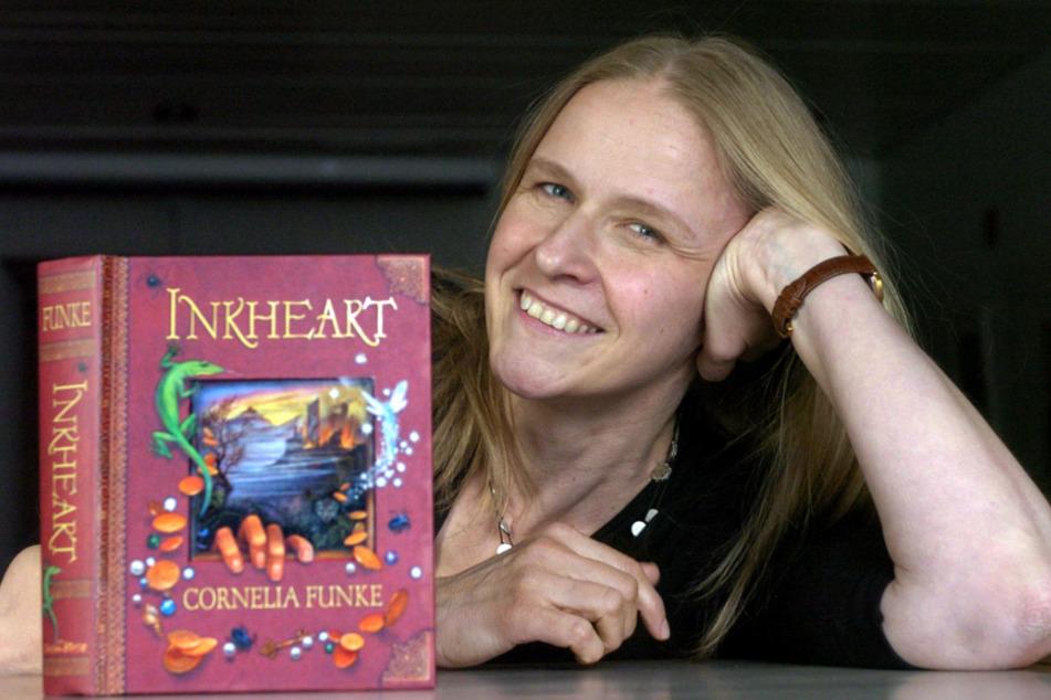 "Autorin Cornelia Funke arbeitet an weiteren ""Tintenherz""-Teil."