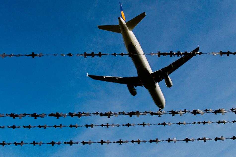Abschiebeflug aus Leipzig nach Georgien gestartet