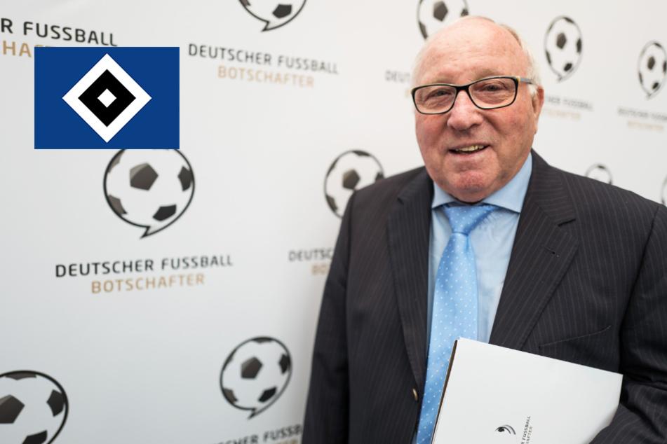 """""""Das HSV-Idol schlechthin"""": Uwe Seeler feiert 84. Geburtstag"""