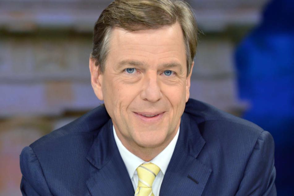 """Klaus Kleber verlängert noch einmal um sechs Monate beim ZDF-""""heute journal"""". (Archivbild)."""