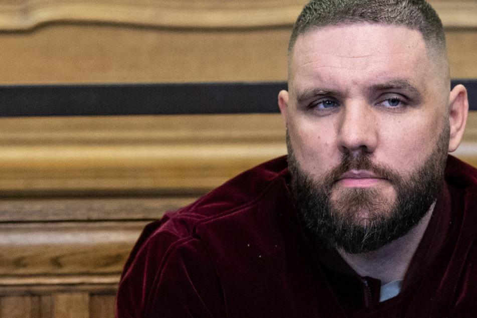 Fler wieder auf der Anklagebank: Rapper schweigt