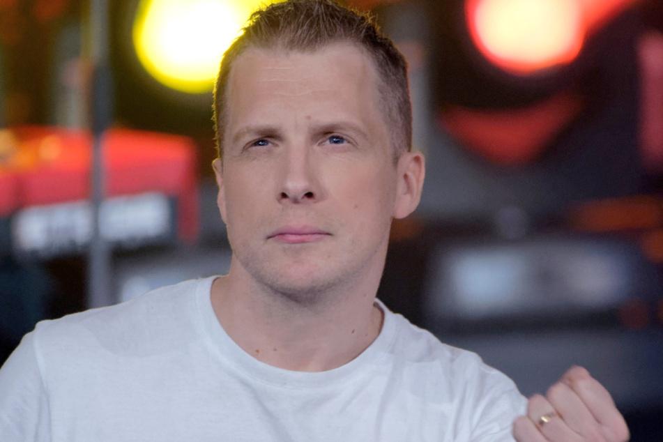 Moderator und Komiker Oliver Pocher (42).