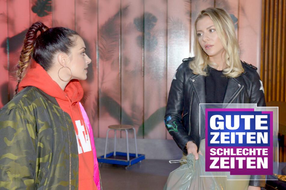 GZSZ: Sunny kehrt zu GZSZ zurück und hat ein großes Geheimnis!