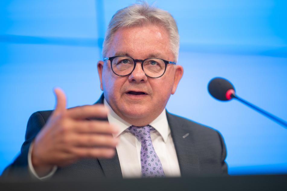 Baden-Württembergs Justizminister Guido Wolf (59, CDU).