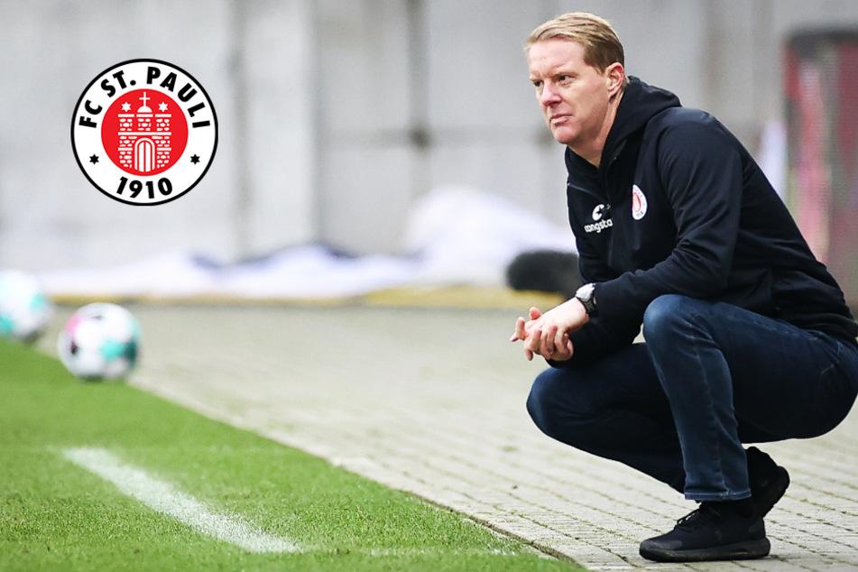 Zu viele Gegentore: Das fordert FC St. Pauli-Coach Schultz vom Team!