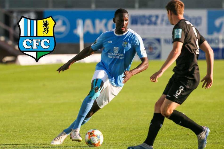 CFC zittert weiter! Abgezockte Eintracht entführt drei Punkte aus Chemnitz