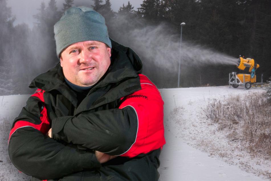 Pistenbetreiber zittern! Was wird aus der Skisaison im Erzgebirge?