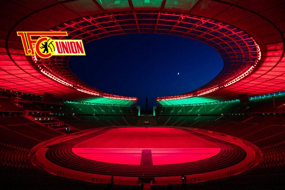 Rotes Olympiastadion: Union Berlin vor Einzug in Europacup-Gruppenphase