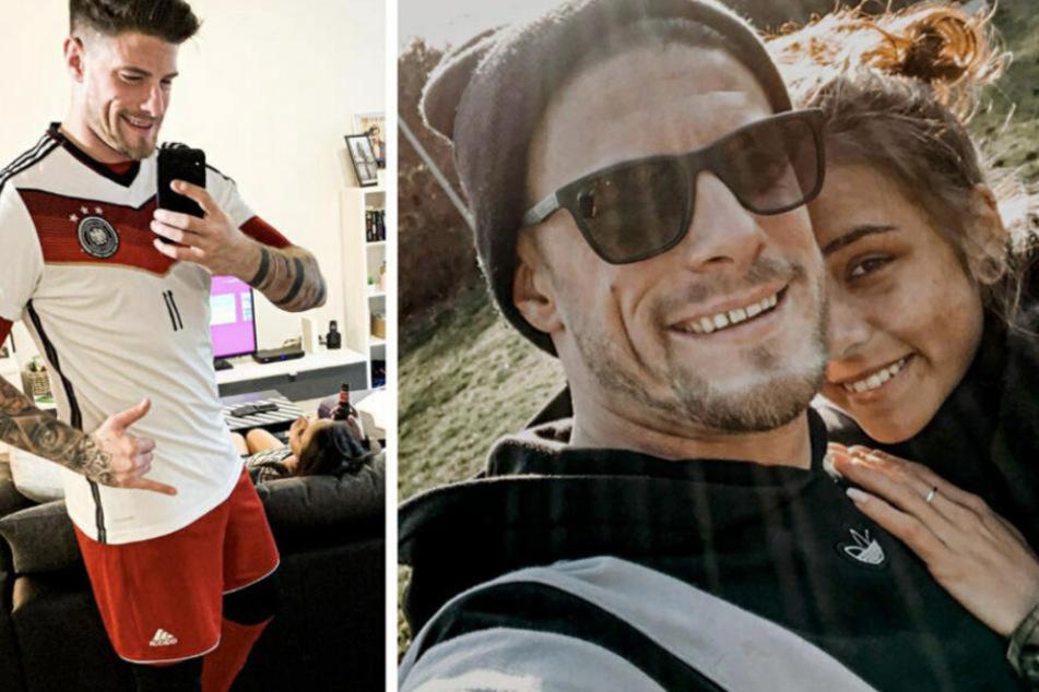 Pascal Kappès (30) hatte sich erst im Juli mit seiner Ex-Freundin Lea Marie Karrenbrock verlobt.
