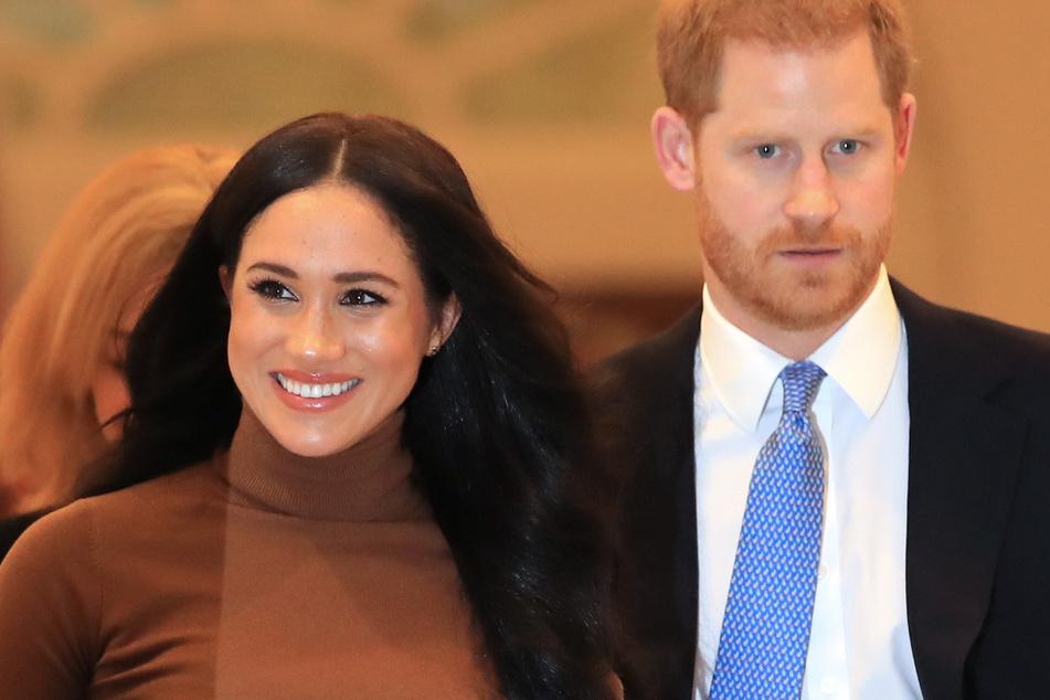 Protz-Paar? Neue Luxus-Herberge für Harry und Meghan