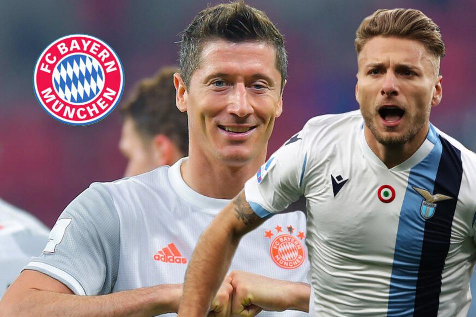 Lewandowski oder Immobile? Bayerns Miroslav Klose fällt eindeutiges Urteil