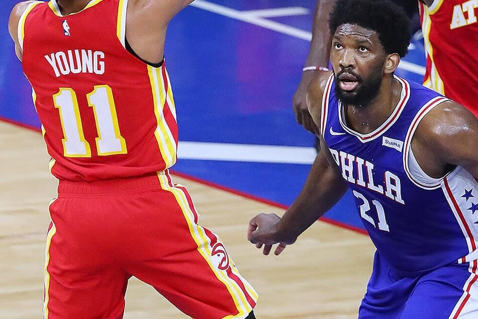 NBA Playoffs: Philly takes the lead in the East semis, beating Atlanta in game three