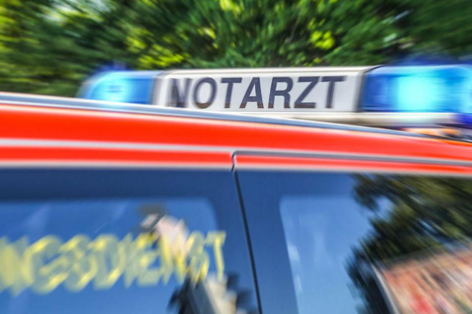 Asylbewerber in Wiesbaden mit Messer schwer verletzt: Not-OP!