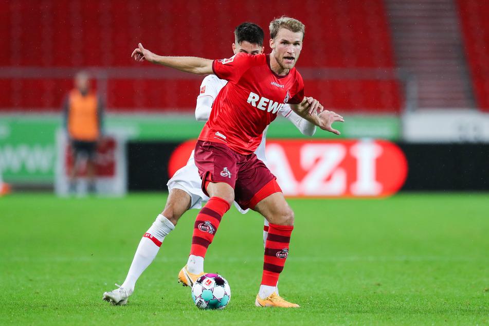 Sebastian Andersson (29) kam im Sommer 2020 zum 1. FC Köln und war lange Zeit verletzt.