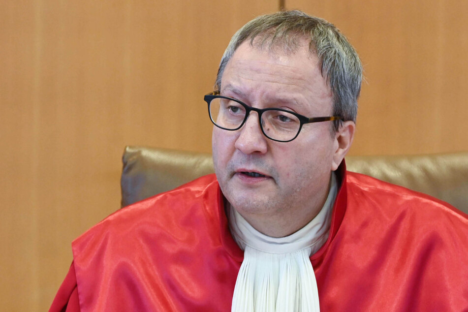 Der Präsident des Bundesverfassungsgerichts, Andreas Voßkuhle (56). (Archivbild)