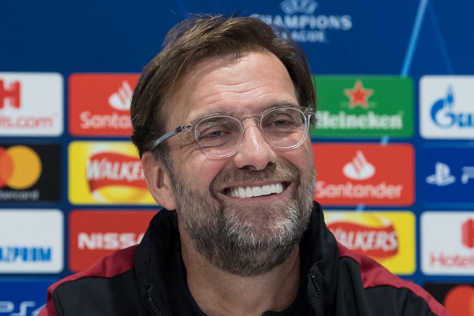 Das dürfte auch Liverpool-Trainer Jürgen Klopp freuen.
