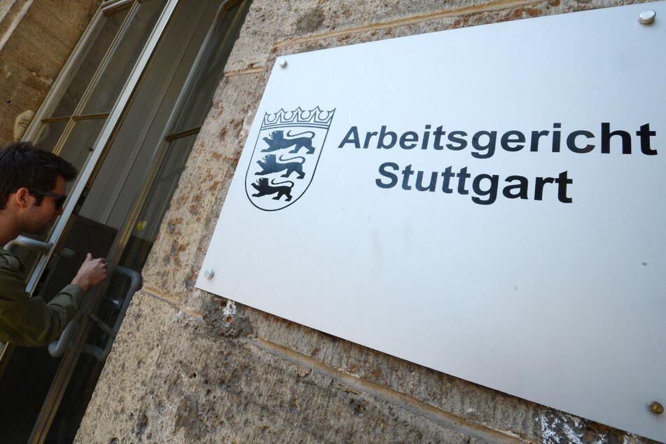 Das Stuttgarter Arbeitsgericht verkündete sein Urteil am Donnerstag. (Archiv)