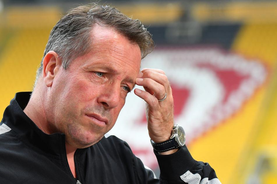 Trainer Markus Kauczinski (50) grübelt bereits, wer das Team ergänzen könnte.
