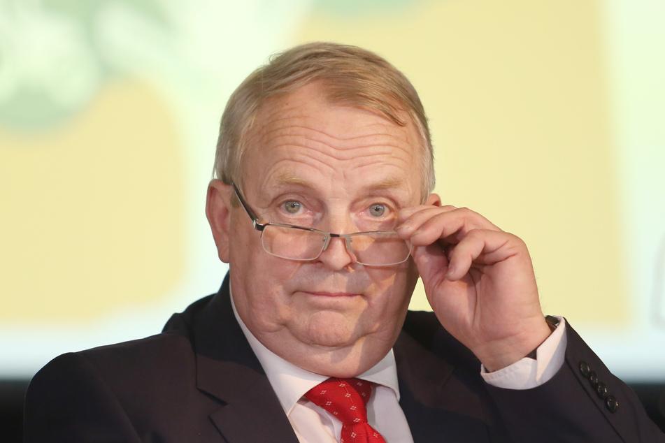 Mecklenburg-Vorpommerns Agrar- und Umweltminister Till Backhaus (SPD).