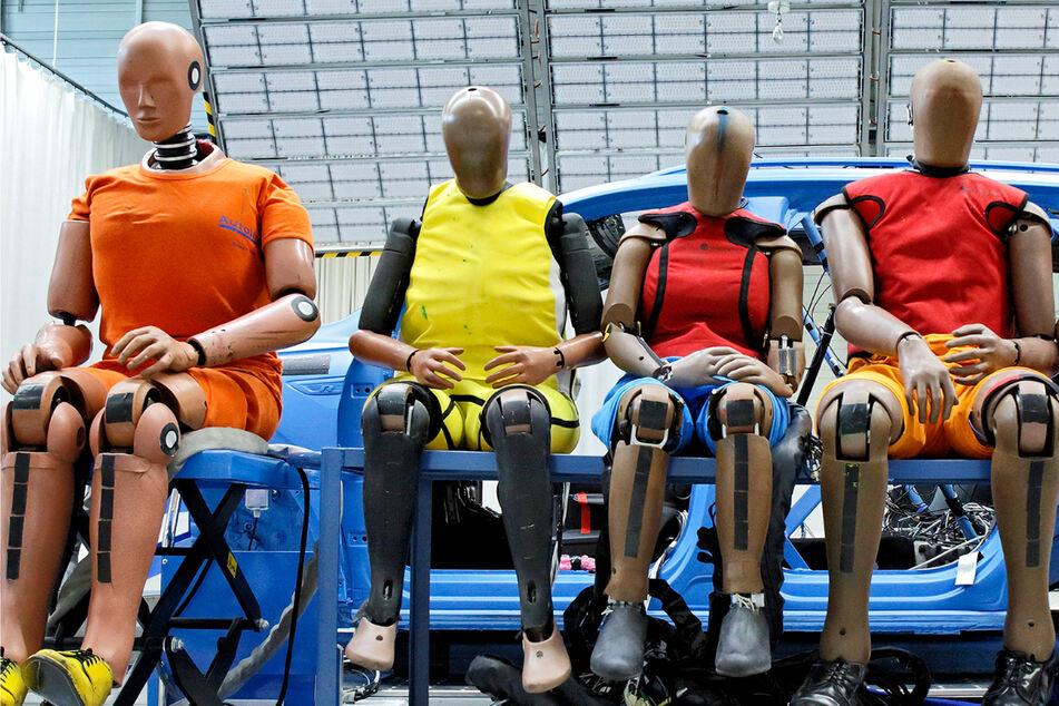 Airbag und Gurt nicht für alle ideal? Erhöhtes Risiko für große und schwere Insassen
