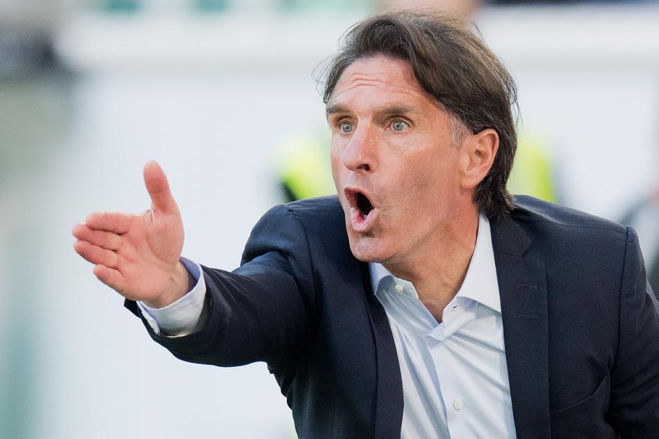 Bruno Labbadia startet an diesem Montag als neuer Hertha-Chefcoach in die Trainingsarbeit.