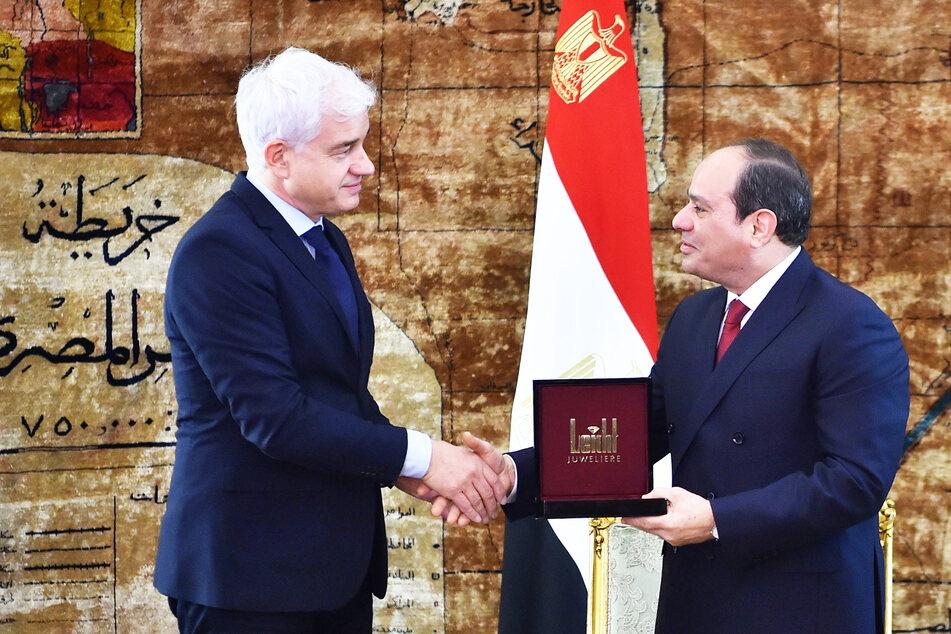SemperOpernball: Wann wird El Sisi der Orden endlich offiziell entzogen?