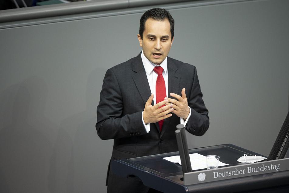 Der SPD-Politiker Mahmut Özdemir (33).