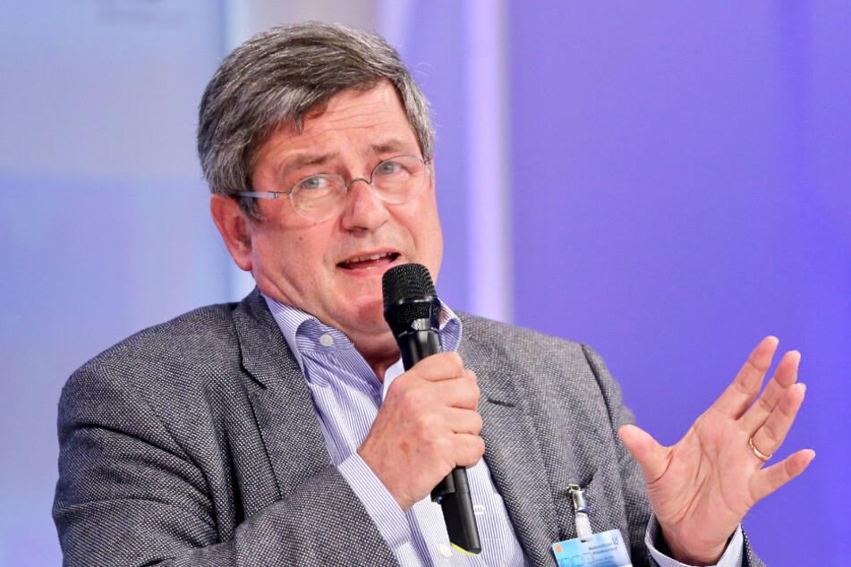 Publizist Roland Tichy (64).