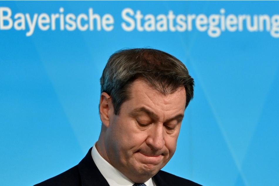 Bayerns Ministerpräsident Markus Söder (53, CDU) äußert sein Mitgefühl.