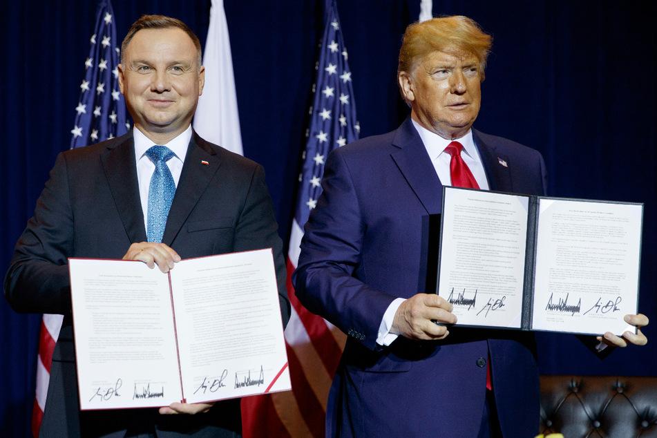 Mehr US-Truppen nach Polen? Das ist der Grund