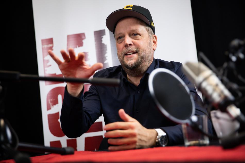"""""""Bürgerpflicht"""": So steht Rapper Smudo von den Fanta Vier zum Antifaschismus"""