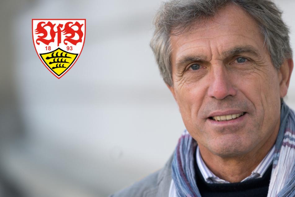 Ab sofort: Rainer Adrion ist Mitglied im VfB-Präsidium