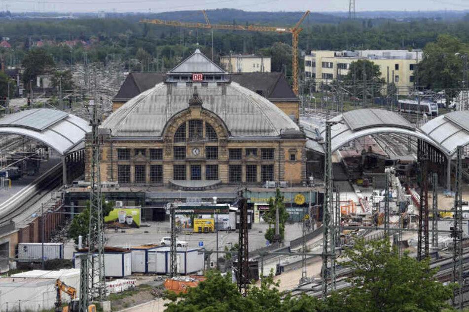 Pendler aufgepasst: Hauptbahnhof Halle zeitweise komplett gesperrt