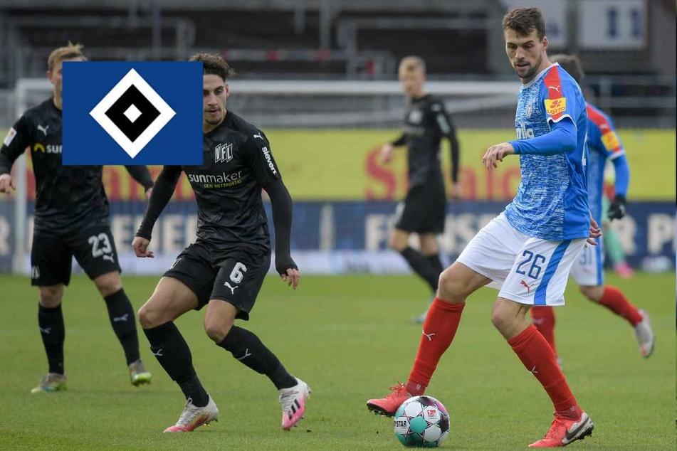 Diese HSV-Stars müssen nach der Meffert-Verpflichtung um ihren Platz bangen