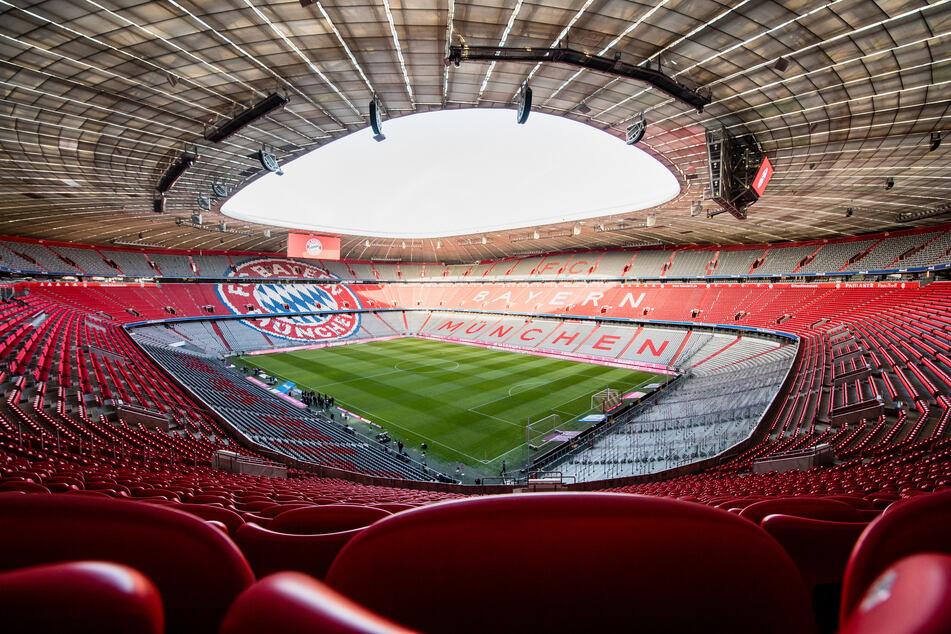 Fans können kommen! Jeweils rund 14.000 Zuschauer sollen die Spiele bei der Fußball-EM in München besuchen dürfen.