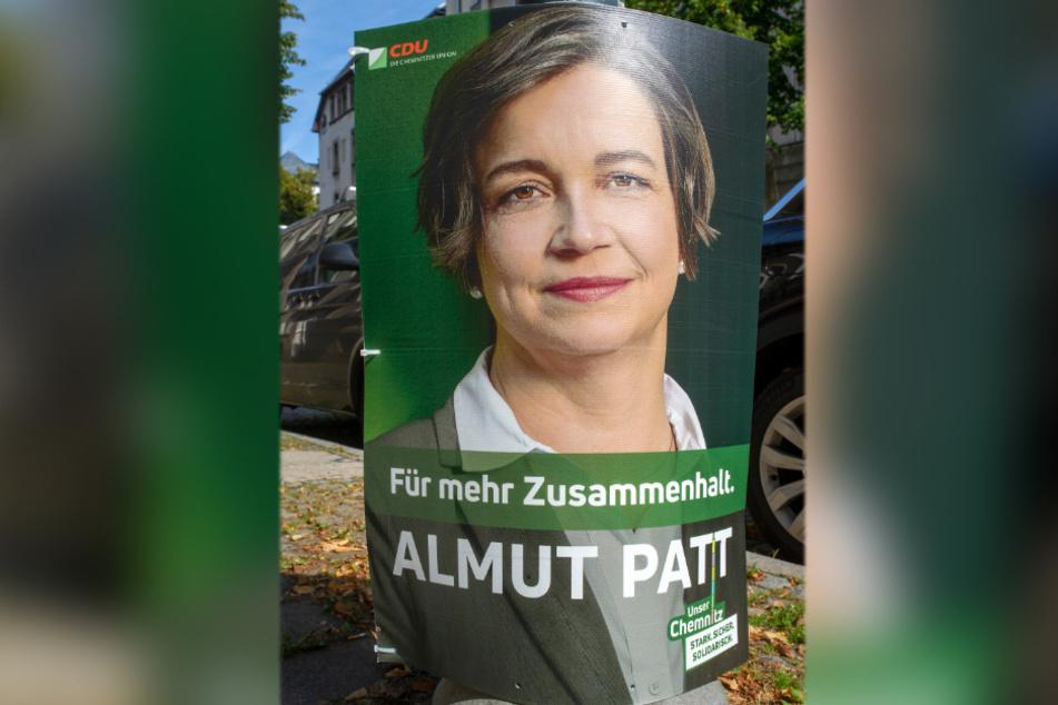 Auf dem Wahlplakat von Almut Patt (51, CDU) fehlt das Impressum.