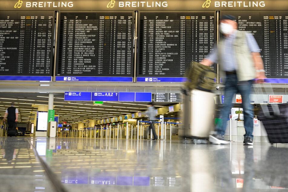 Ein weiteres Corona-Testzentrum ist am Frankfurter Flughafen geplant. (Symbolbild)