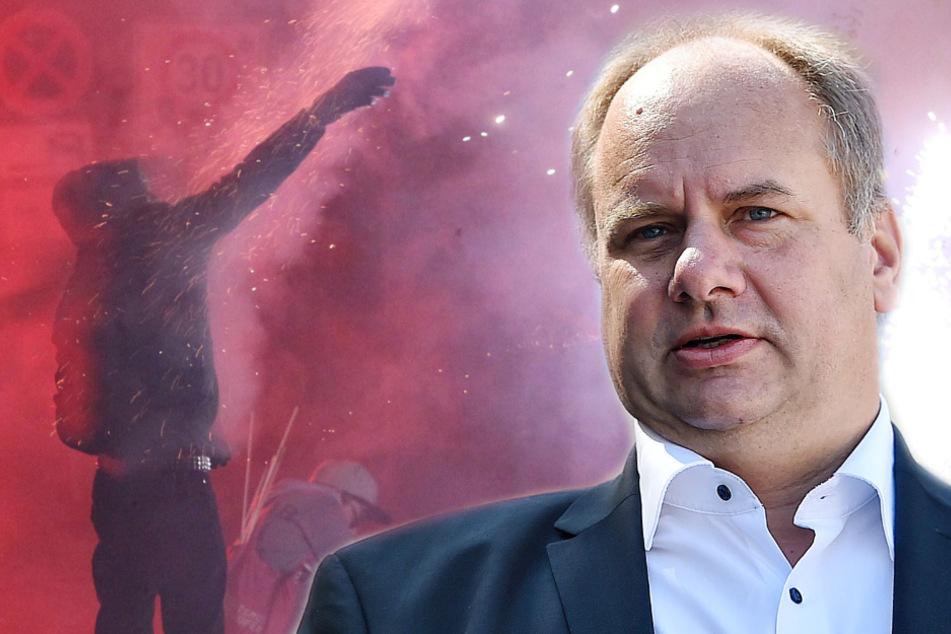 Bis zu 25.000 Euro Strafe! OB Hilbert schickt die Polizei zur Böller-Kontrolle