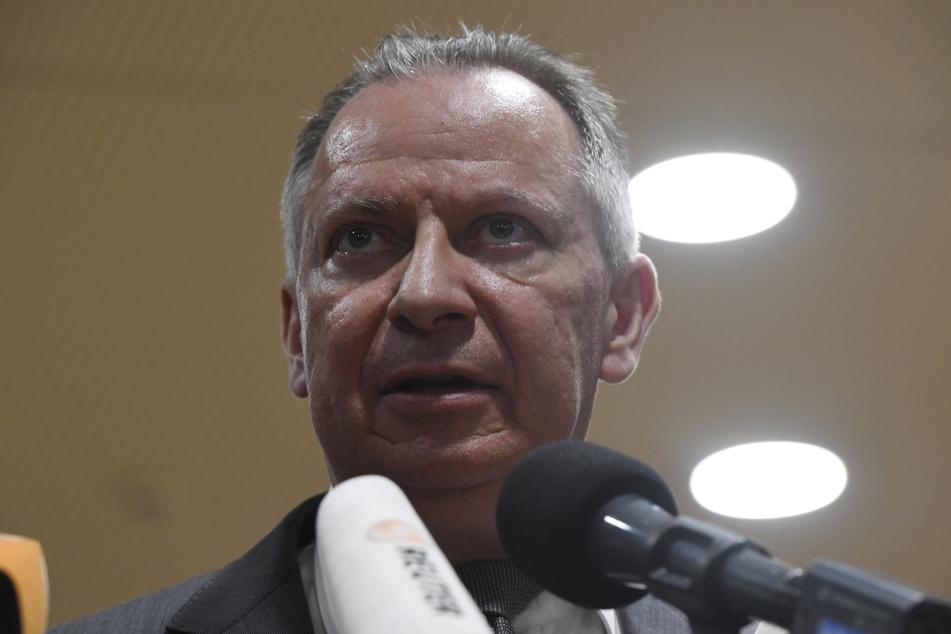Der Heinsberger Landrat Stephan Pusch befürchtet eine Vertrauenskrise.