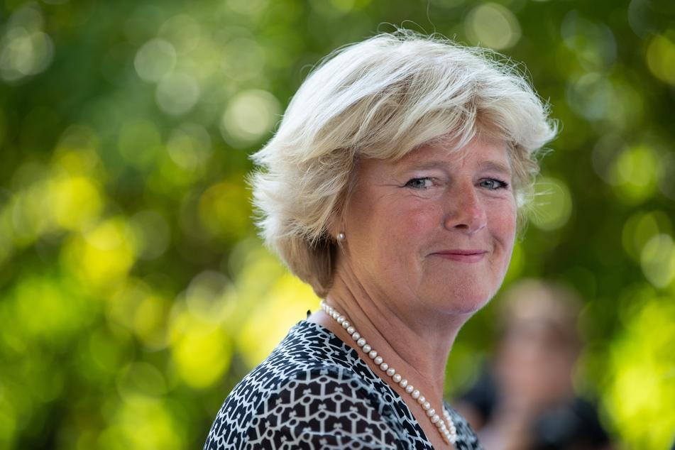 Monika Grütters (CDU) ist die Beauftragte der Bundesregierung für Kultur und Medien.