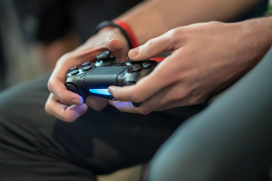 So sah der DualShock der PlayStation 4 aus.