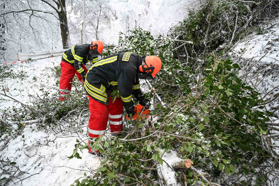 Vorsicht vor Winter-Einbruch in NRW: Höchste Unwetter-Warnstufe für Teile Westfalens