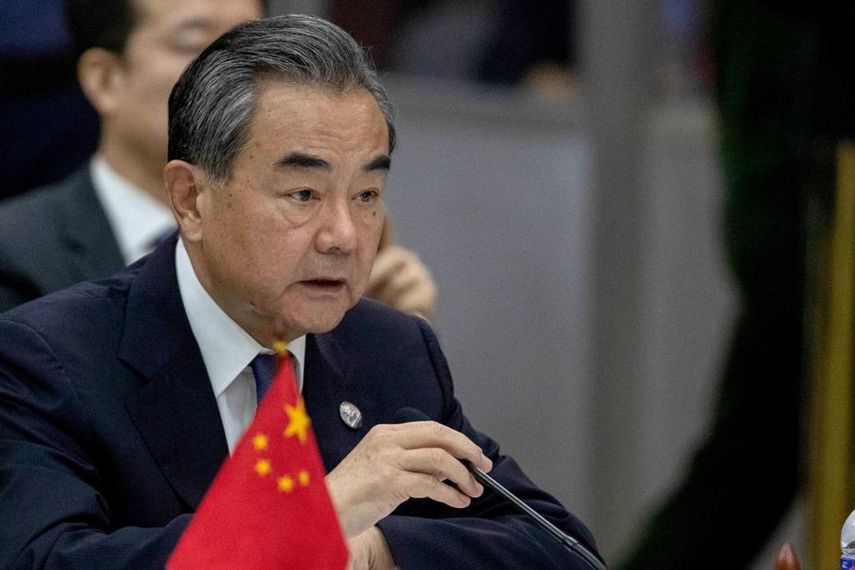 Der chinesische Außenminister Wang Yi (66). (Archivbild)