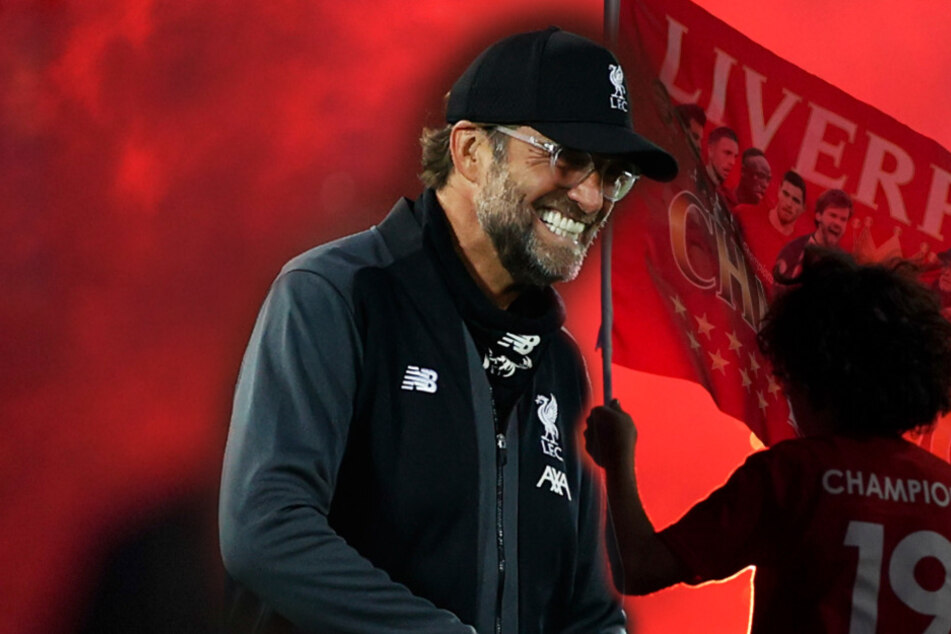 FC Liverpool ist Meister: Coach Klopp in Tränen, Fanmassen an der Anfield Road
