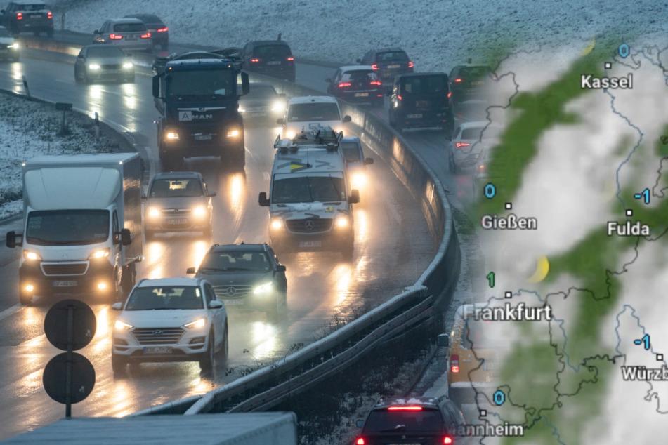Nebel, Frost, Glätte: So ungemütlich wird das Hessen-Wetter in der neuen Woche