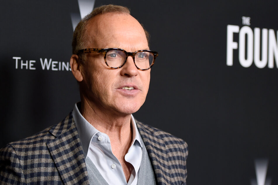 "Los Angeles 2017: Michael Keaton bei der Premiere seines Films ""The Founder""."