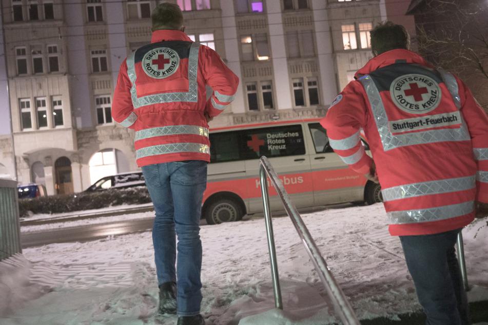 Tee und Decken bei klirrendem Frost: Kältebusse für Obdachlose als Rettung in höchster Not