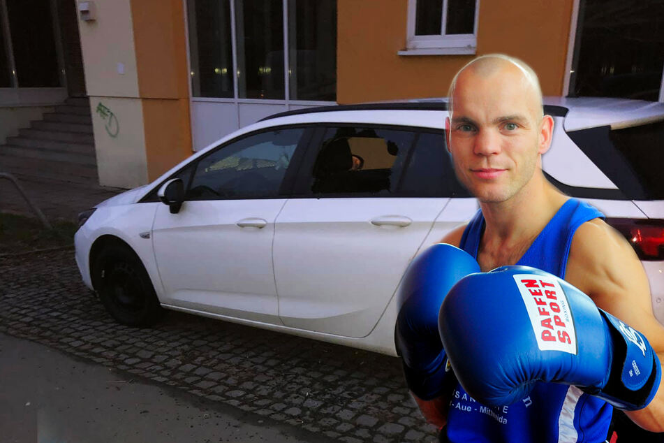 Chemnitz: Diebe knacken Auto von Ex-Profiboxer: So reagiert der Sportler