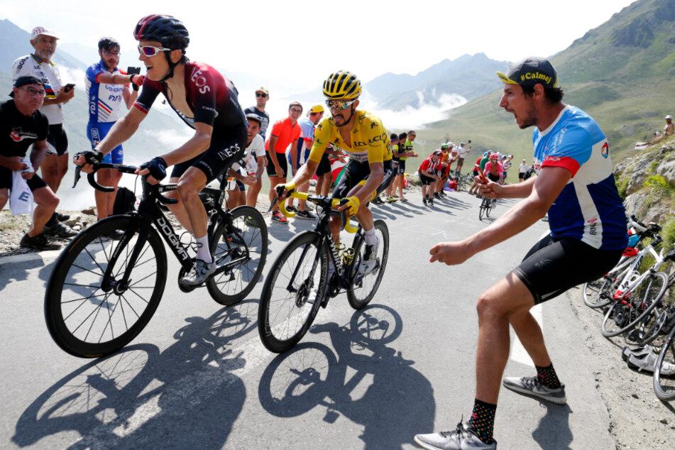 Tour de France 2020? Derzeit ist alles noch offen (Archivbild).