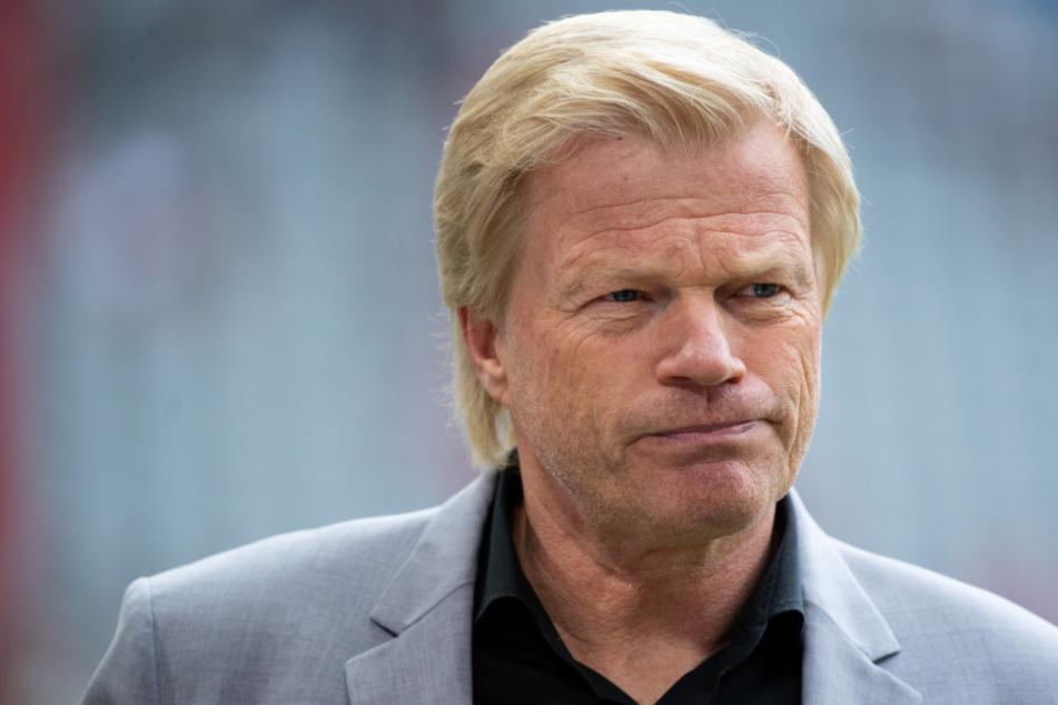 Oliver Kahn (52) sieht den FC Bayern für die nächste Saison gut aufgestellt.